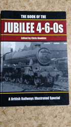 The Book of the Jubilee 4-6-0s
